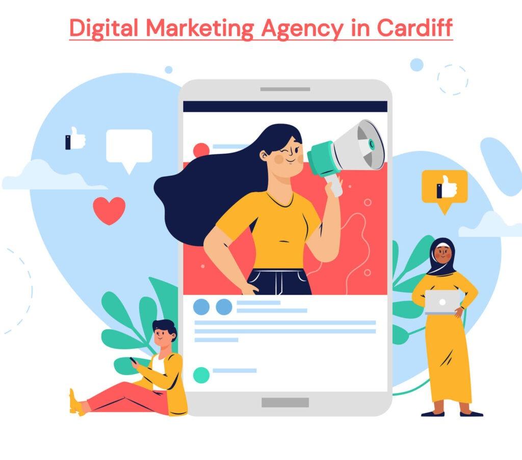 Digital Marketing Agency in Cardiff